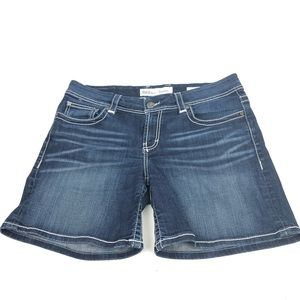 BKE Buckle Denim Dakota Shorts Womens Sz32